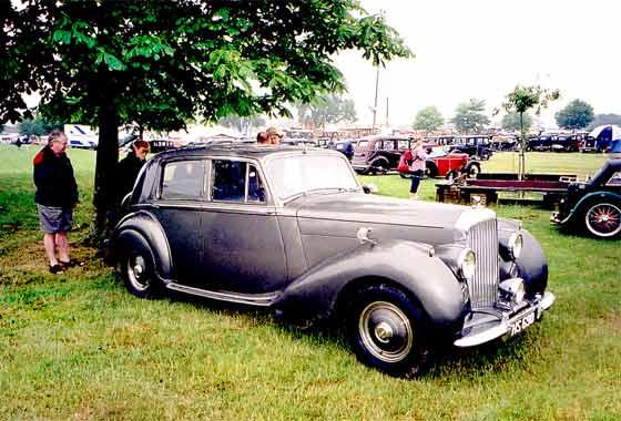 Ardingly Vintage Vehicle Show