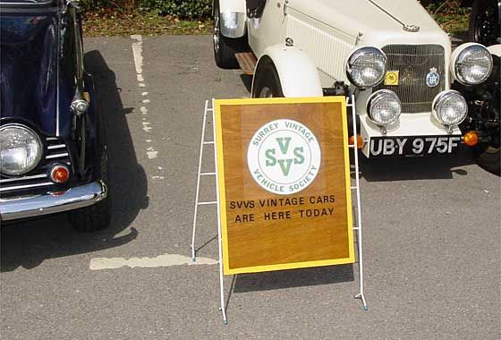 Black Swan Ockham Classic Cars