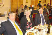 Chairman, and  Hazel and David Richmond-Coggan