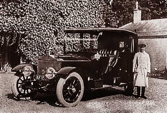 Motor dating from 1925 42 1