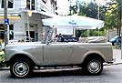 :1966 International Harvester Scout 800 Sportop
