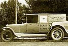 1922 Daimler 4'20 Ambulance
