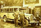 1929 REO Speedwagon Bus
