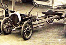1921 Angus Sanderson 14HP Chassis