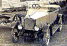 1921 Hillman 11HP Two-Seater