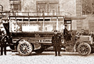 1906 Thornycroft Single Deck Motor Bus