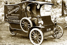 1913 Girling 6HP Delivery Van