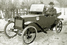 UNIDENTIFIED c1920 Cyclecar