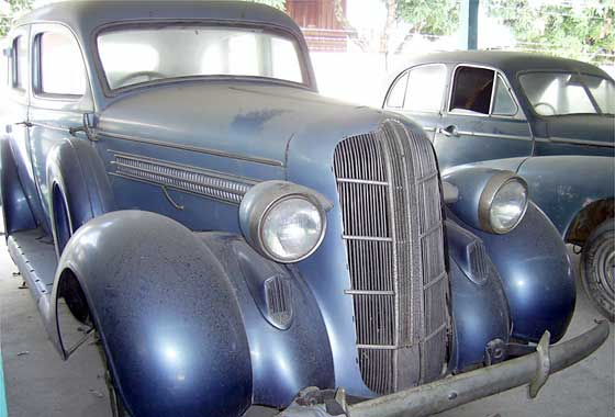 1936 dodge touring sedan d 2 in the green for 1936 dodge 4 door sedan