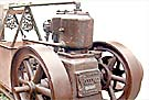 Slavia stationary engine