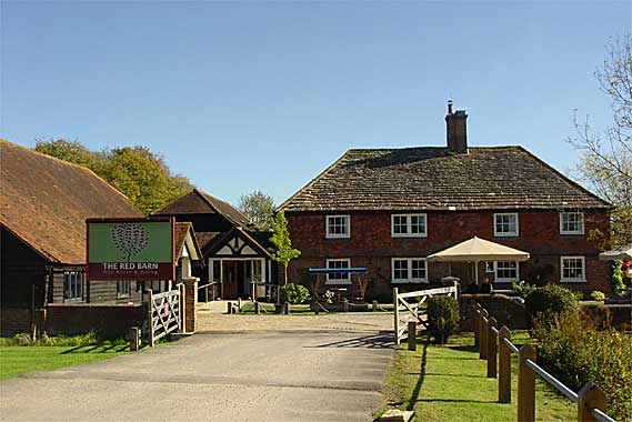 The Red Barn, Blindley Heath, Lingfield