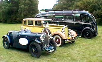 SVVS for classic & vintage cars and commercials
