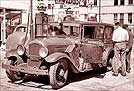 1929 REO Flying Cloud Six Sedan.