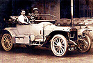 1911 Delage AI Torpedo Two-Seater