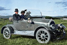 1919 Humber 10HP Two-Seater