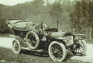 1906 Wolseley Siddeley 32HP Tourer