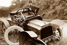 1907 Vauxhall 12'16 Two Seater