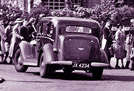 1930s cars in Leyland photo