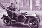 UNIDENTIFIED c1906 Two Seater