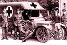 1921 Rover Ambulance