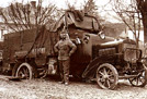 1914 Praga V  Flatbed Lorry